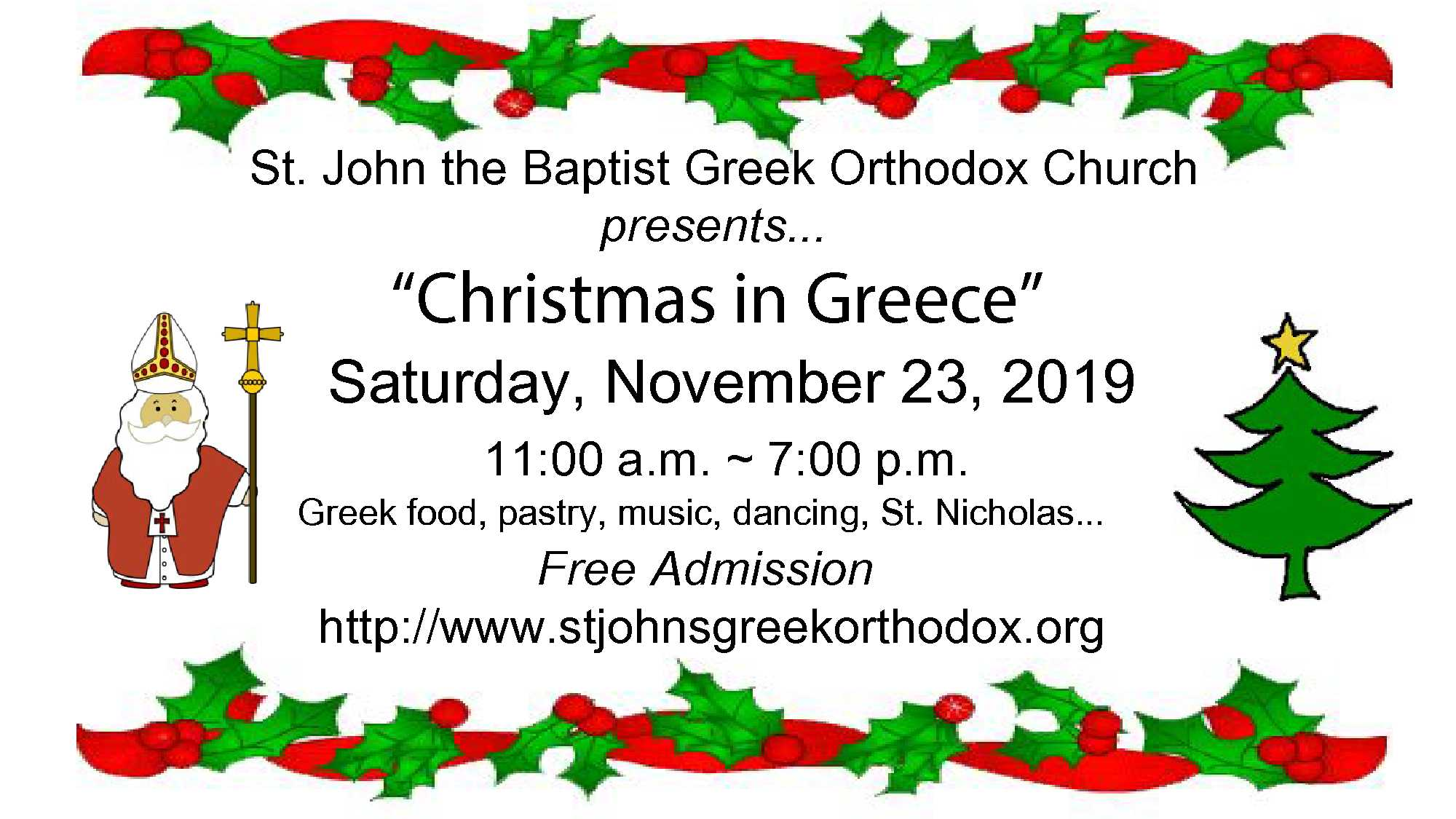 Orthodox Christmas 2019.St John S Greek Orthodox Church Omaha Nebraska Home